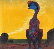 Oviraptor An Alphabet of Dinosaurs
