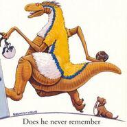 HDDLTD Segnosaurus