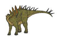 Kentrosaurus 02