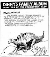 V.T. Hamlin's Dinosaurs Polacanthus