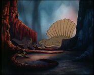 The Land Before Time Dimetrodon