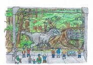 Indominus rex kingdom by robin2701-d98qjeo