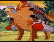Dino riders Kentrosaurus 3
