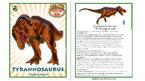 Dinosaur train tyrannosaurus rex card revised by vespisaurus-db7g1yi
