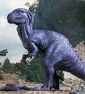 Gwangi the Allosaurus