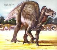 Iguanodon Luis V. Rey