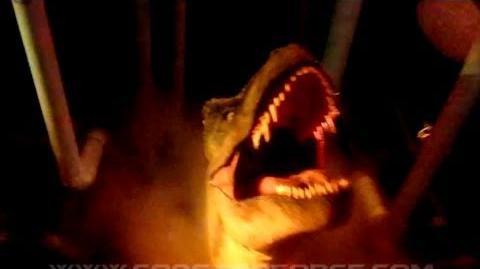 Jurassic Park: River Adventure