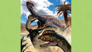 Dilophosaurus Franco Tempesta
