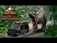 Season 1 Trailer - JURASSIC WORLD CAMP CRETACEOUS - NETFLIX
