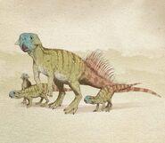 Psittacosaurus-SPREAD Family