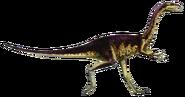Elaphrosaurus-dinosaur