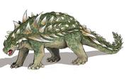 Gastonia burgei dinosaur