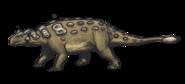 Ankylosaurus magniventris reconstruction