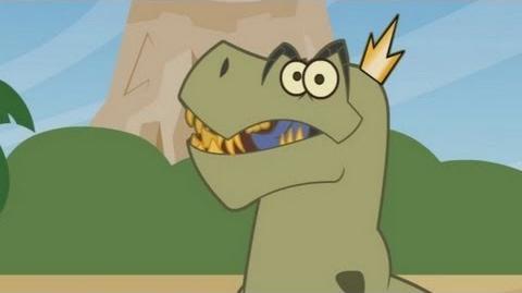 I'm a Dinosaur - Tyrannosaurus Rex