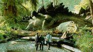 Stegosaurus J01-Dinosaur in TheLostWorld