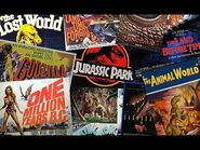ATTACK OF THE CINE-SAURUS! A Celebration of Dinosaurs in Media (1914 - 2019)