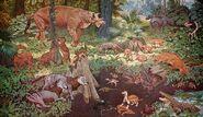 Eocene Jay Matternes