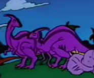 Parasaurolophus Simpsons Page 02