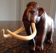 Playmobil woolly mammoth