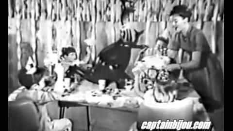 1960s DINO PLAYMATE COMMERCIAL
