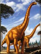 2 brachiosaurus