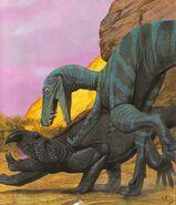 Herrerasaurus An Alphabet of Dinosaurs