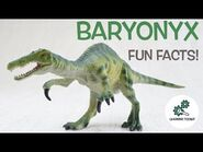BARYONYX FACTS! - Fun & Educational - Dinosaurs For Kids - Best Dinosaur Facts