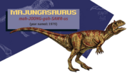 Jurassic Park Jurassic World Guide Majungasaurus