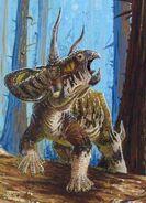 Zuniceratops Todd-Marshall