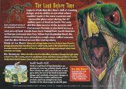 Hypsilophodon back