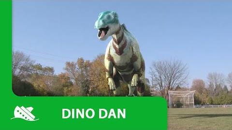 Dino Dan Edmontosaurus Promo