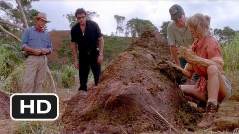 Jurassic Park (3 10) Movie CLIP - The Sick Triceratops (1993) HD