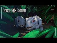 LEGO Jurassic World- Double Trouble - Trailer 2