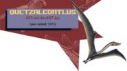 Jurassic Park Jurassic World Guide Quetzalcoatlus
