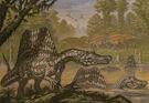 Spinosaurus aegyptiacus by abelov2014-d8m78hv