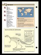 Wildlife fact file Ceratosaurus back