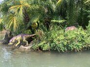 Isla Nublar Tour Psittacosaurus