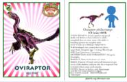 Dinosaur train oviraptor card revised by vespisaurus-dbhgtz4