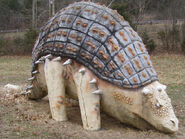 Dworld Ankylosaurus