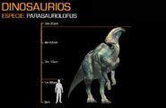 Parasaurolophus (Disney's ''Dinosaur'')