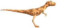 Lesothosaurus DT