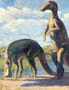 Edmontosaurus-puzzle-postcard