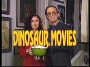 Dinosaur Movies (1993)Obscure Documentary On The History Of Dinosaur's In Film-Through & Informative