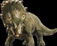 Jurassic world sinoceratops