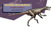Jurassic Park Jurassic World Guide Herrerasaurus