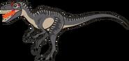 Allosaurus jwe vector by smcho1014 dd5q1q6-fullview