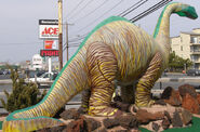 OPG brontosaurus