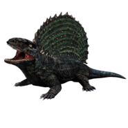 JWA PressKit Edaphosaurus