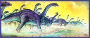 Stout-william-td-brontosaurus-herd-d50-artfond