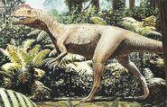 DinoCardz Dilophosaurus
